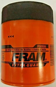 FRAM PH8A Engine Oil Filter Extra Guard with SureGrip, New with Box