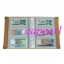 360pockets 60Pages Album Holders Banknotes Bills Collections book random color