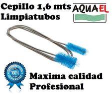 CEPILLO LIMPIA TUBOS 1,6 METROS MATERIAL PROFESIONAL.