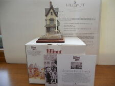 Lilliput Lane COUNTING HOUSE CORNER Special Edition  V1  - B&D - VERY RARE