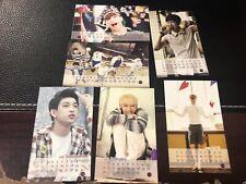 Korean Kpop Got7 Fanmade Photocard Set