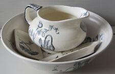 Antica brocca e catino - ceramica - arredamento bagno / toilette - Longchamp