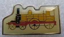 Pin's Train Locomotive au dos DUKE 1874