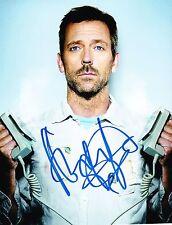 Hugh Laurie ++ Autogramm ++ Dr. House ++ Street Kings 2