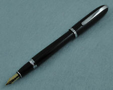 Baoer 516 Black Fountain Pen Medium Nib