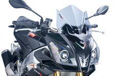 11-14 Aprilia Tuono V4R Puig Z Racing Windscreen, Light Smoke  5647H