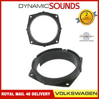 CT25MT01 Front Or Rear Door 130mm Speaker Adapters For Mitsubishi Colt 2005 On