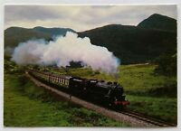 The West Highlander between Fort William and Mallaig Postcard (P264)