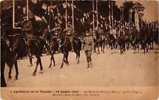 CPA Militaire, Le Marechal Douglas Haig et son Etat-Major (277749)