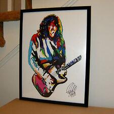 John Frusciante, Red Hot Chili Peppers, Guitar Player, Rock 18x24 POSTER w/COA 2