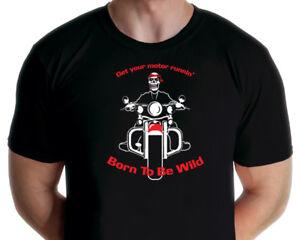 Born To Be Wild T-shirt (Jarod Art Design)