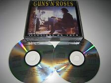 GUNS N ROSES Illusions on Tour Live Biloxi USA 1992 2CD-Box
