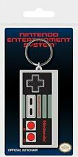 Nintendo Controller Keychain Rubber Official Licensed PVC Nes