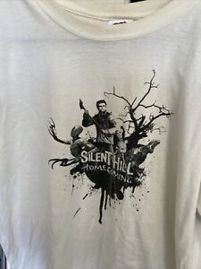 Vintage Deadstock PlayStation VideoGame Silent Hill Homecoming Shirt Sz XL 2008