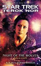 Terok Nor: Night of the Wolves Star Trek: Deep Space Nine