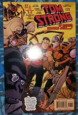 TOM STRONG #17 by Alan Moore: 2003 by America's Best Comics (WildStorm/DC)