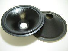 """Pr. 12"""" Paper Speaker Cones -- Recone Parts -- 1249"""