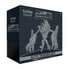 Pokemon 16280241 Sun and Moon Burning Shadows Elite Trainer Box