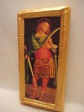 Saint Protasius Protase Icone Ikona Christian Roman Catholic Icon Religious Art