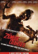 The Zombie Diaries ( Horrorfilm ( 2 DVDs )) mit Russell Jones, Anna Blades NEU