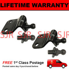 FOR NISSAN 350Z COUPE/HATCHBACK GAS STRUT FIXING BRACKETS PAIR