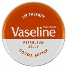 Vaseline Lip Therapy Cocoa Butter Balm 20g Pocket Size
