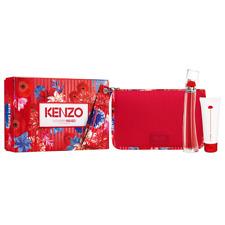 Kenzo Flower By Kenzo Edp + Body Lotion + Trousse Confezione