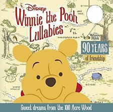 WINNIE THE POOH LULLABIES CD ALBUM (Released June 9th 2017)