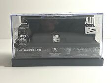 Altec Lansing The Jacket H2O Rugged Bluetooth Speaker IP67 Water Proof-Black