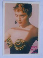 CARTE POSTALE Madonna