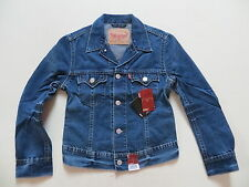 Levi's  Type 1 Jacke Jeansjacke, Gr. L, NEU ! Rocka-Bella Vintage wash Denim !