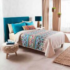 Dilar Multi-Color Slim ViaSoft Reversible Comforter Set by Vianney