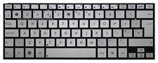 Original New silver UK keyboard for ASUS UX31 UX31A UX31E UX31L UX31LA