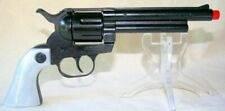 Lawman Die Cast Metal Collectible Toy Pistol Cap Gun Licensed Parris 4707