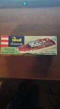 Revell Chris Craft Flying Bridge Cruiser original 50s or 60s kit complete