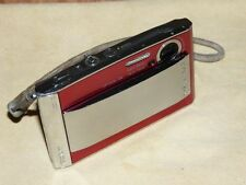 Sony Cyber-shot DSC-T5 5.1 MP - Digital Camara - Plateado / Rojo
