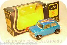 CORGI TOYS  MINI 1000 + boite  REF: 200 (1975)