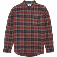 VISSLA Central Coast - Mens Shirt Flannel - Checked Shirt - RRP £60 - SIZE XL