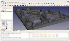 FreeCAD  3D Parametric Modeling CAD  design Software  Windows  & 3d printer