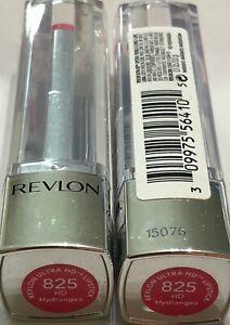 (2) Revlon Ultra HD Lipstick, 825 HD Hydrangea