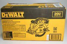 DEWALT DCS391B 20V Cordless Circular Saw