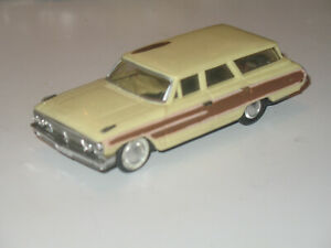 Ideal Motorific Classic Ford Wagon with chassis and motor