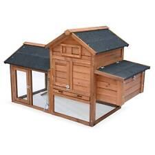 Poulailler en bois Galinette Cage � Poule de 151x69 5x92 5cm