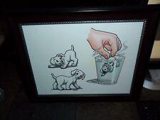 ORIGINAL COLOR ART DISNEY BURGER KING COLOR CHANGE SPOTS 101 DALMATIONS TOY DOG