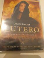 Dvd  LUTERO  ( JOSEPH FIENNES ) GENIO ,REBELDE ,LIBERADOR . ( precintado nuevo )