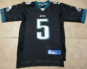 Reebok NFL Philadelphia Eagles Mc Nabb Football Jersey Mens Small Excellent