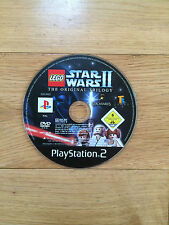 LEGO Star Wars II (2): The Original Trilogy for PS2 *Disc Only*