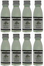 Lord and Mayfair Apple & Wicker Shower Gel Lot of 8 Each 1oz Bottles.