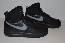 Nike Lunar Force 1 High Sneakerboots - Youth Size 7 or Men's size 7 - Black