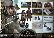 Jack Sparrow 1/6 Hot Toys DX15